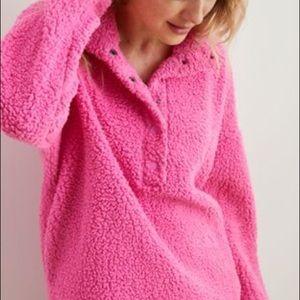 AERIE Sherpa Sweatshirt